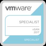VMware Specialist vSAN
