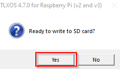 3_TLXOS 4.7.0 for Raspberry Pi (v2 and v3)