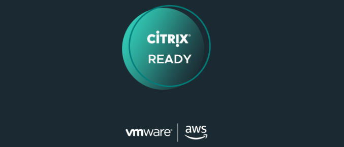 VMC on AWS is Citrix-Ready